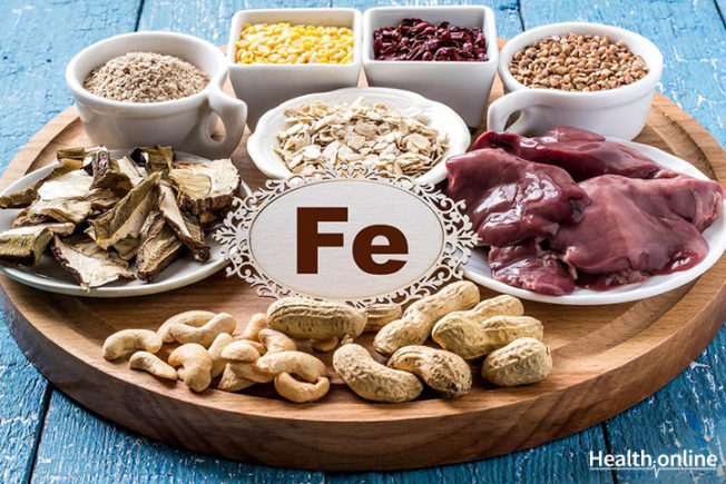 10 Foods Rich in Iron