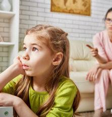 5 Common Behavior Problems in Preschoolers