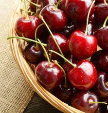 5 Healthy Cherry Recipes