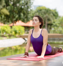 6 Yoga Poses to Ease Menstrual Cramps