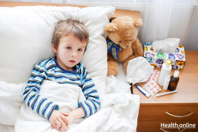 Home Remedies for Chest Congestion in Children