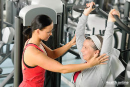 6 Safe Shoulder Exercises for the Elderly