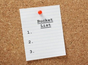 Tips for Creating and Completing Your Bucket List