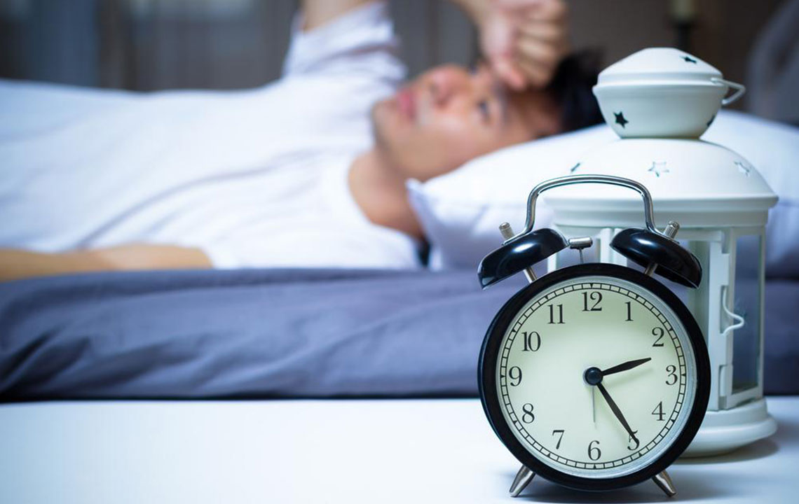 5 common types of sleep disorders