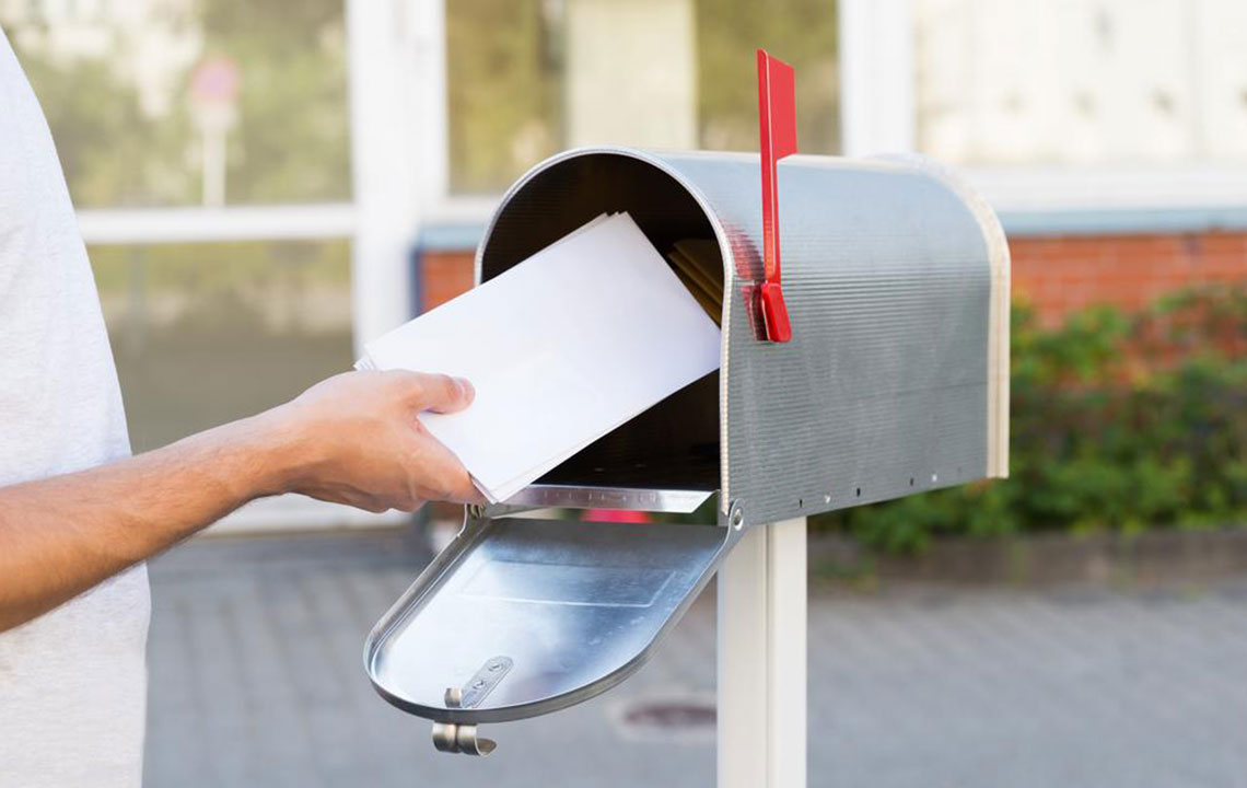 Appealing mailboxes for your home