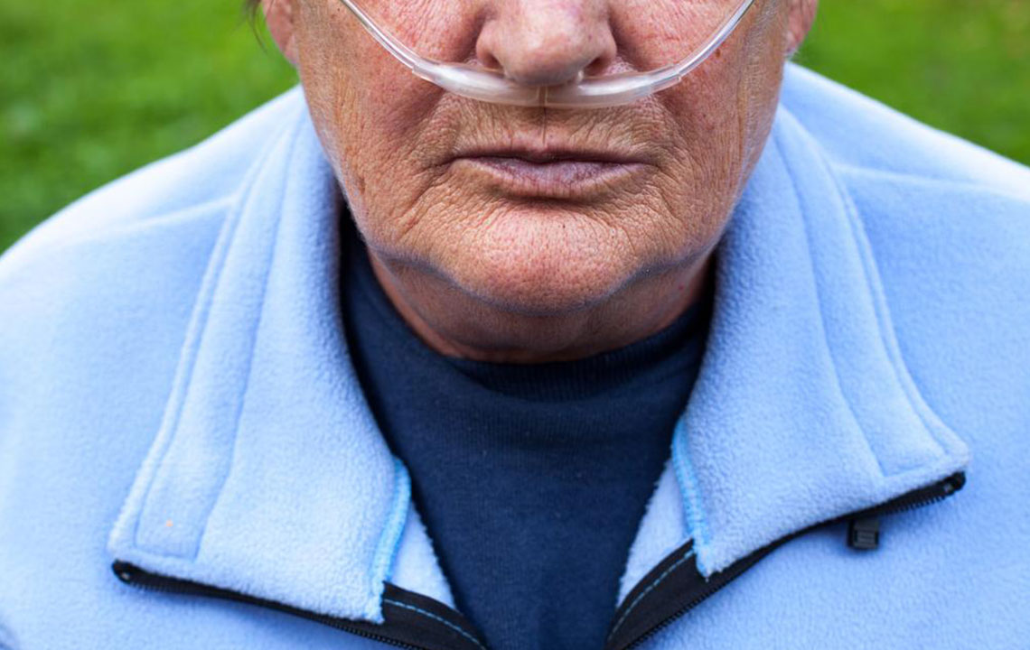 How is pulmonary rehabilitation a good COPD treatment?