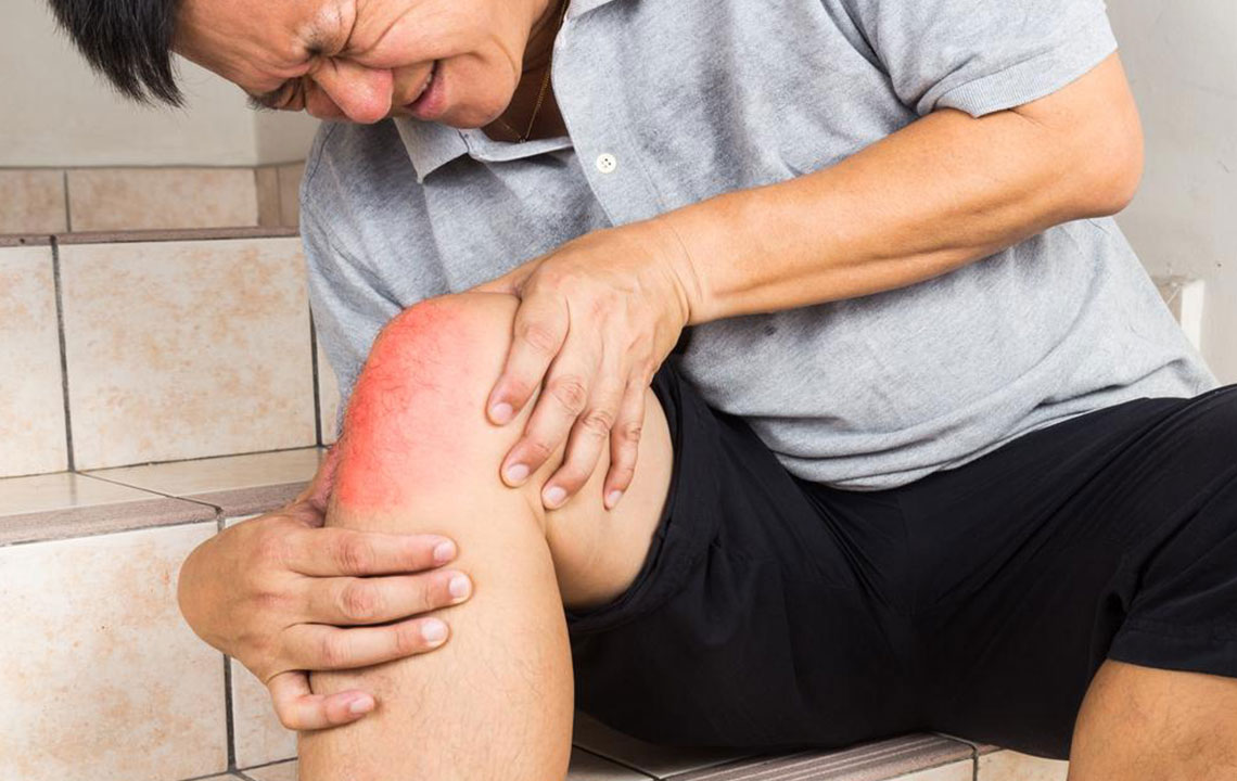 Joint pain – Causes and treatments
