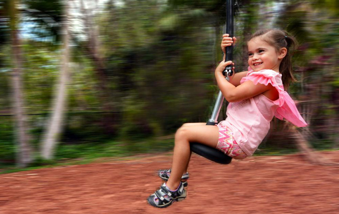 Top two features to focus on while shopping for swing sets