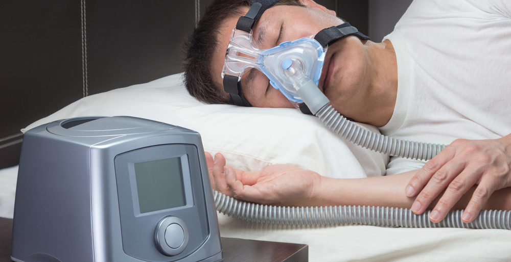 Treating Sleep Apnea with CPAP