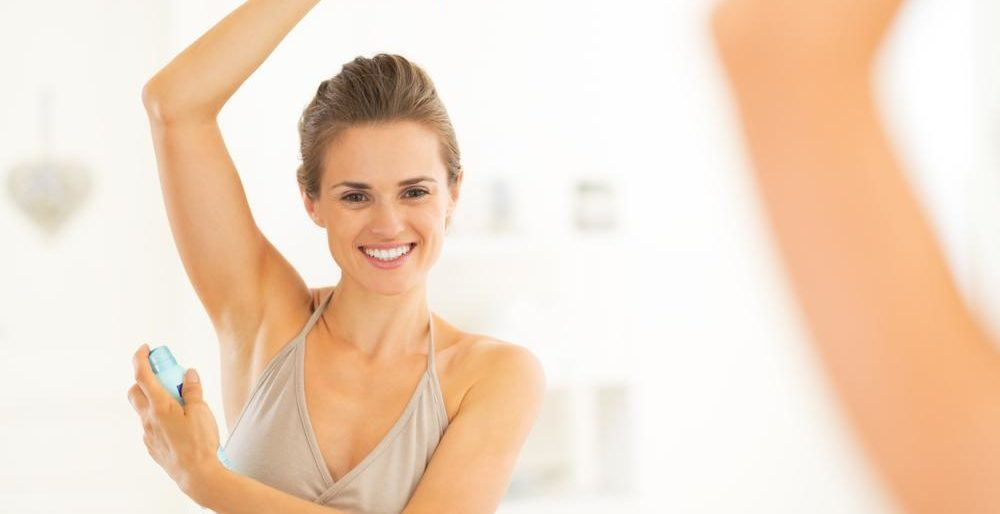 The Difference Between Body Spray and Antiperspirant Deodorant