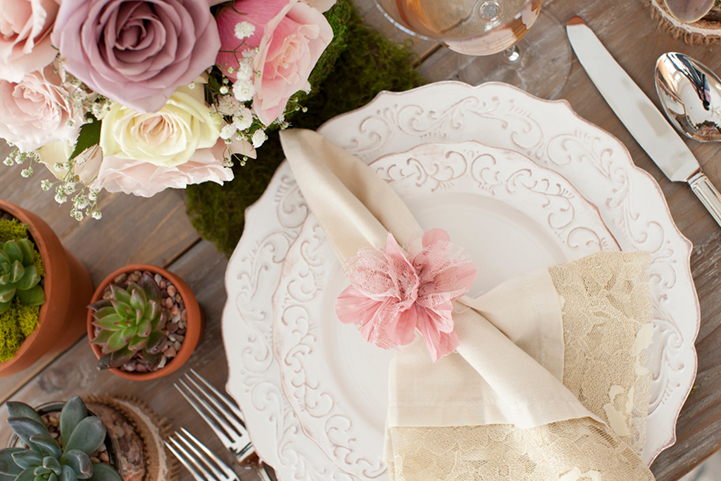 5 ways to fold napkins for napkin rings