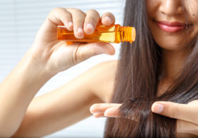 Hair growth oil and serum