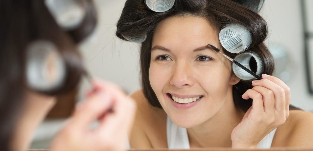How to use various hair rollers