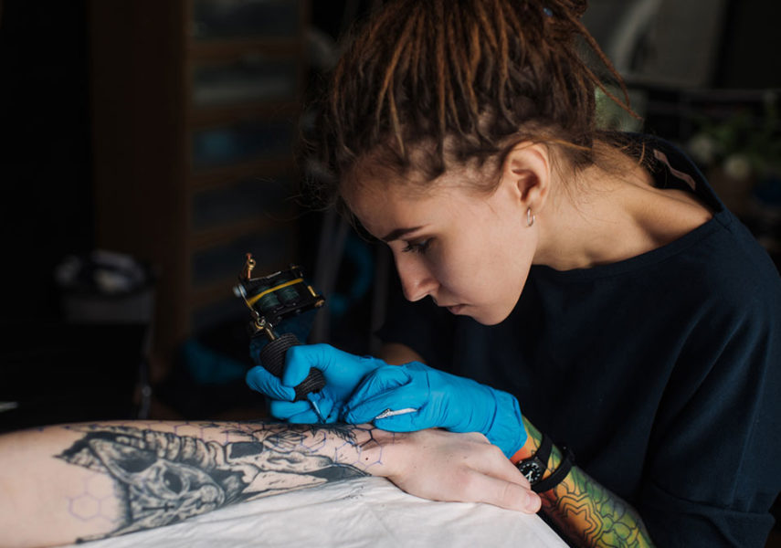 Things to consider when getting a tattoo